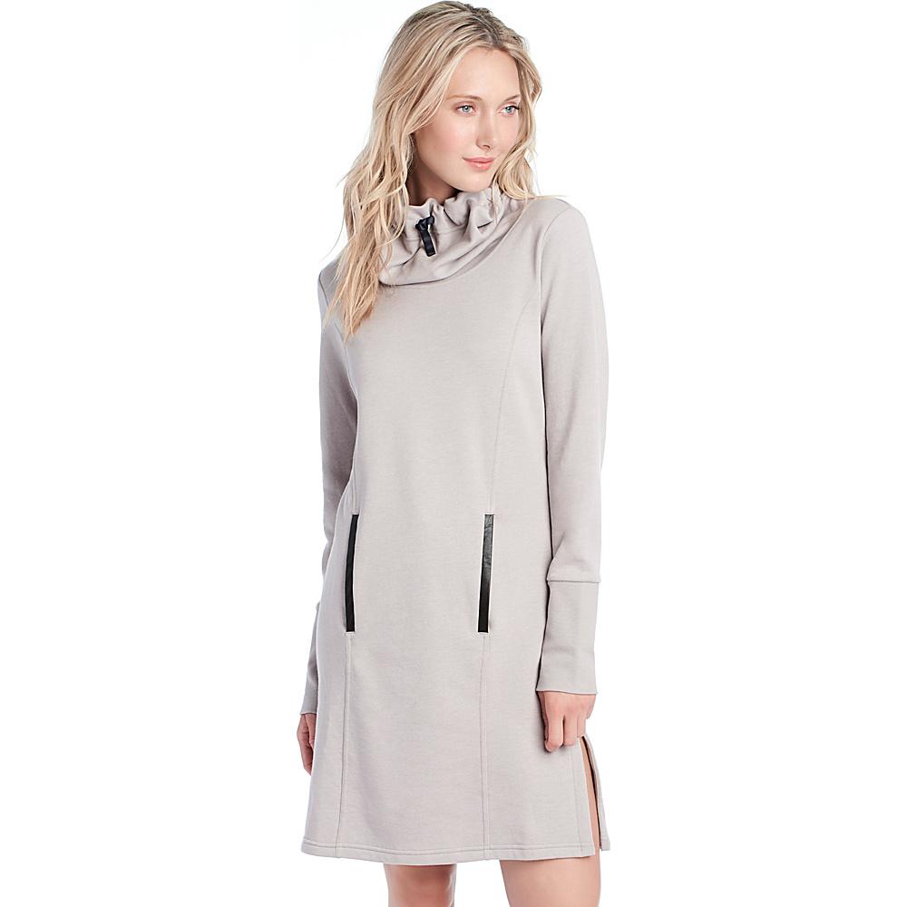 Lole Gray Dress S - Warm Grey Heather - Lole Womens Apparel - Apparel & Footwear, Women's Apparel