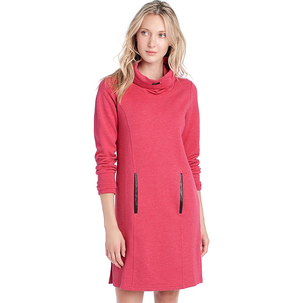 Lole Gray Dress S - Red Sea Heather - Lole Womens Apparel - Apparel & Footwear, Women's Apparel