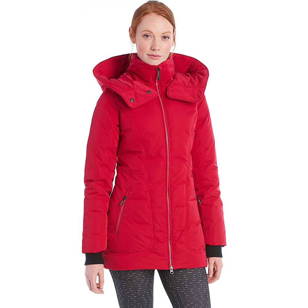 Lole Nicky Jacket XL - Red Sea - Lole Womens Apparel - Apparel & Footwear, Women's Apparel