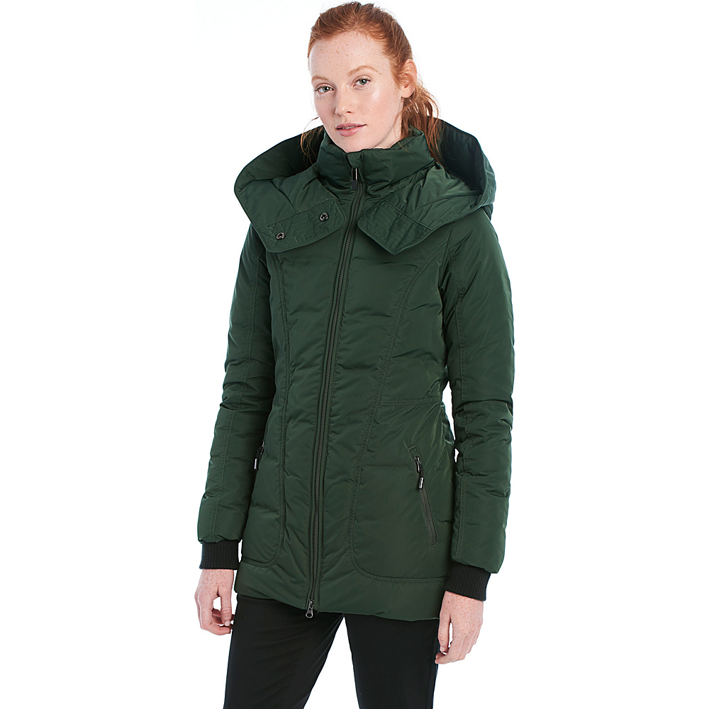 Lole Nicky Jacket M - Forest - Lole Womens Apparel - Apparel & Footwear, Women's Apparel