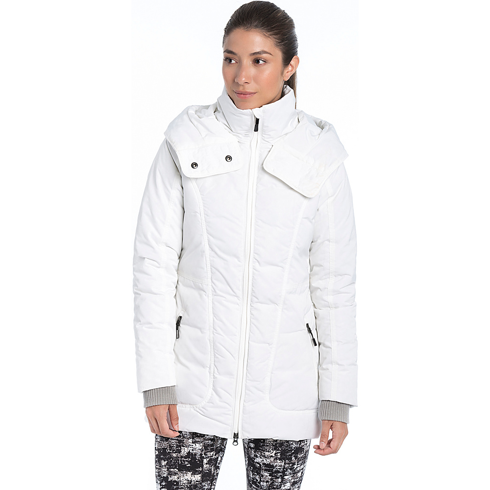 Lole Nicky Jacket S - White - Lole Womens Apparel - Apparel & Footwear, Women's Apparel