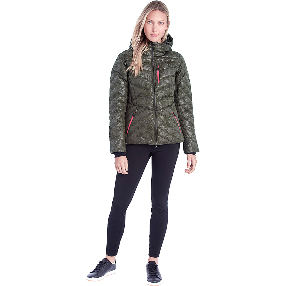 Lole Alta Jacket M - Green - Lole Womens Apparel - Apparel & Footwear, Women's Apparel