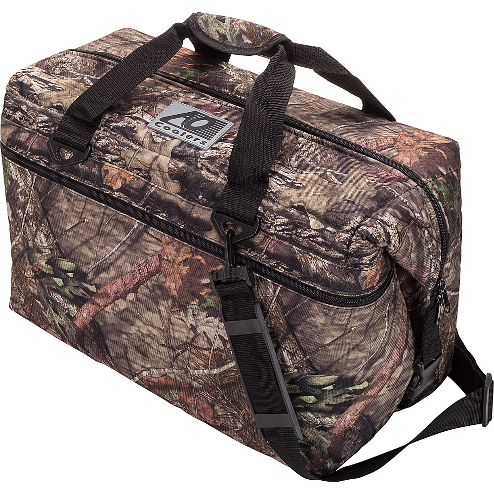 AO Coolers 36 Pack Mossy Oak Soft Cooler Mossy Oak AO Coolers Outdoor Coolers