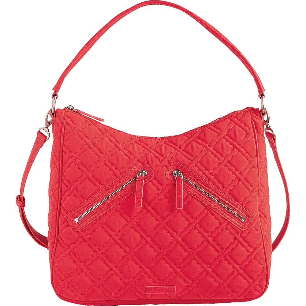 Vera Bradley Vivian Hobo Bag - Solid Canyon Sunset - Vera Bradley Fabric Handbags - Handbags, Fabric Handbags