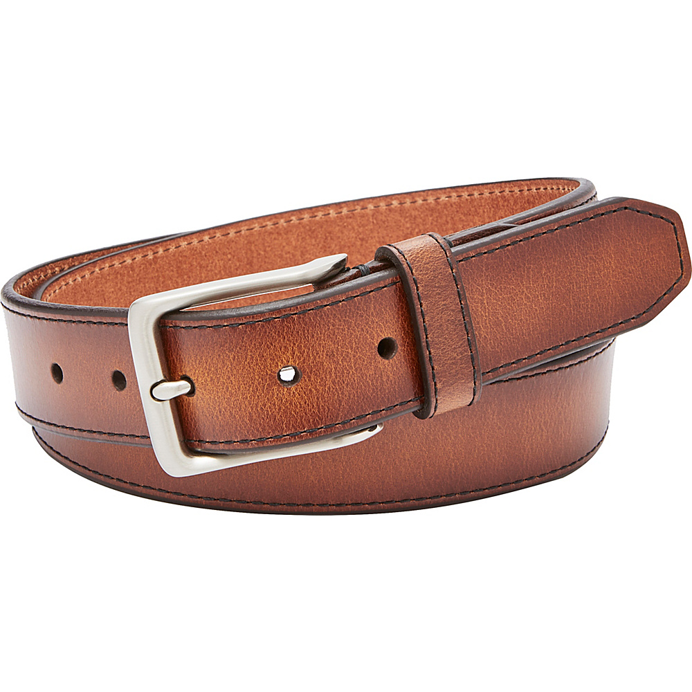 Fossil Griffin Belt 32 - Cognac - Fossil Other Fashion Accessories - Fashion Accessories, Other Fashion Accessories