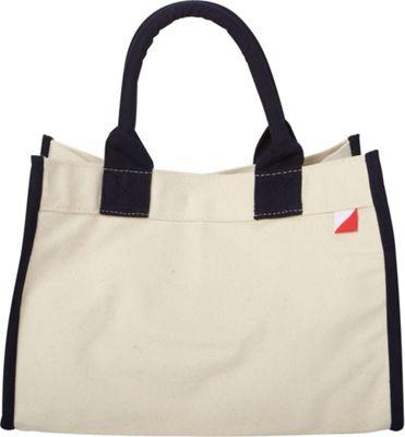 Shorebags Village Tote Natural - Shorebags Fabric Handbags