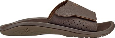 OluKai Mens Nalu Slide Sandal 14 - Dark Java/Dark Java - OluKai Men's Footwear