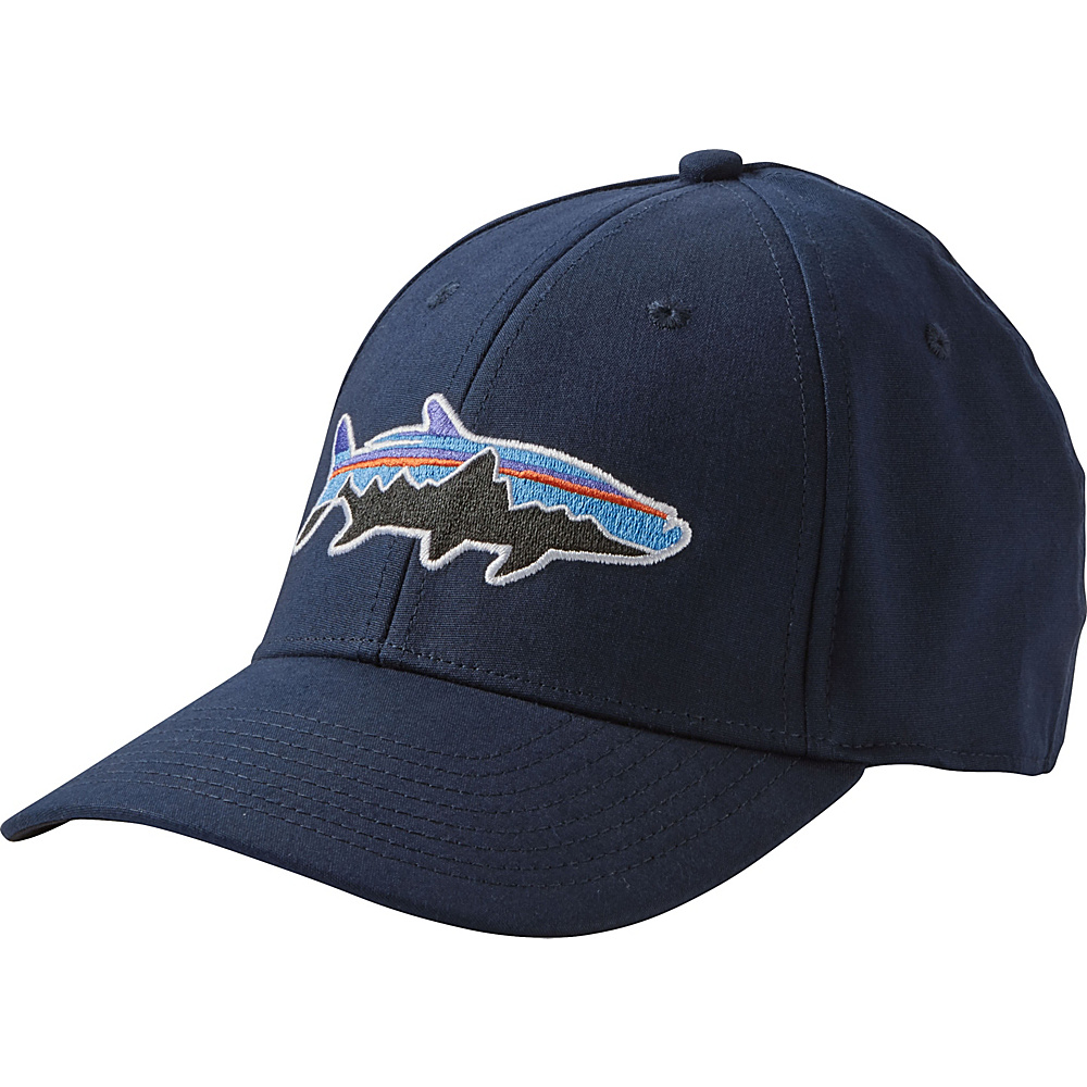Patagonia Fitz Roy Tarpon Stretch Fit Hat S/M - Navy Blue - Patagonia Hats/Gloves/Scarves - Fashion Accessories, Hats/Gloves/Scarves