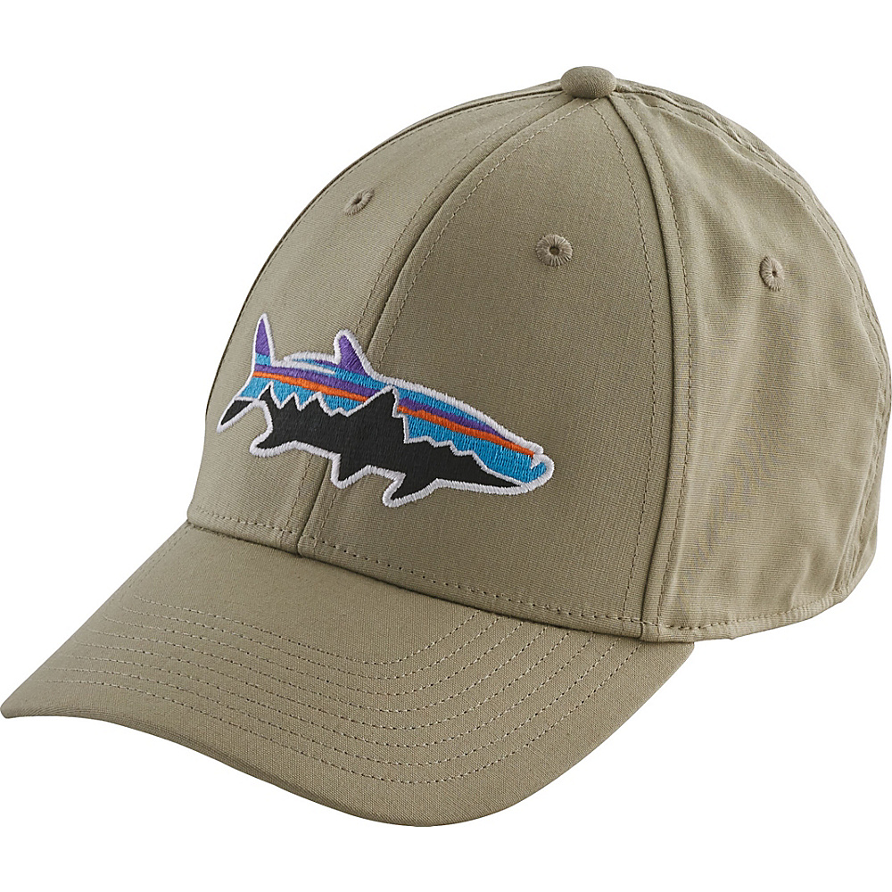 Patagonia Fitz Roy Tarpon Stretch Fit Hat S/M - True Teal - Patagonia Hats/Gloves/Scarves - Fashion Accessories, Hats/Gloves/Scarves