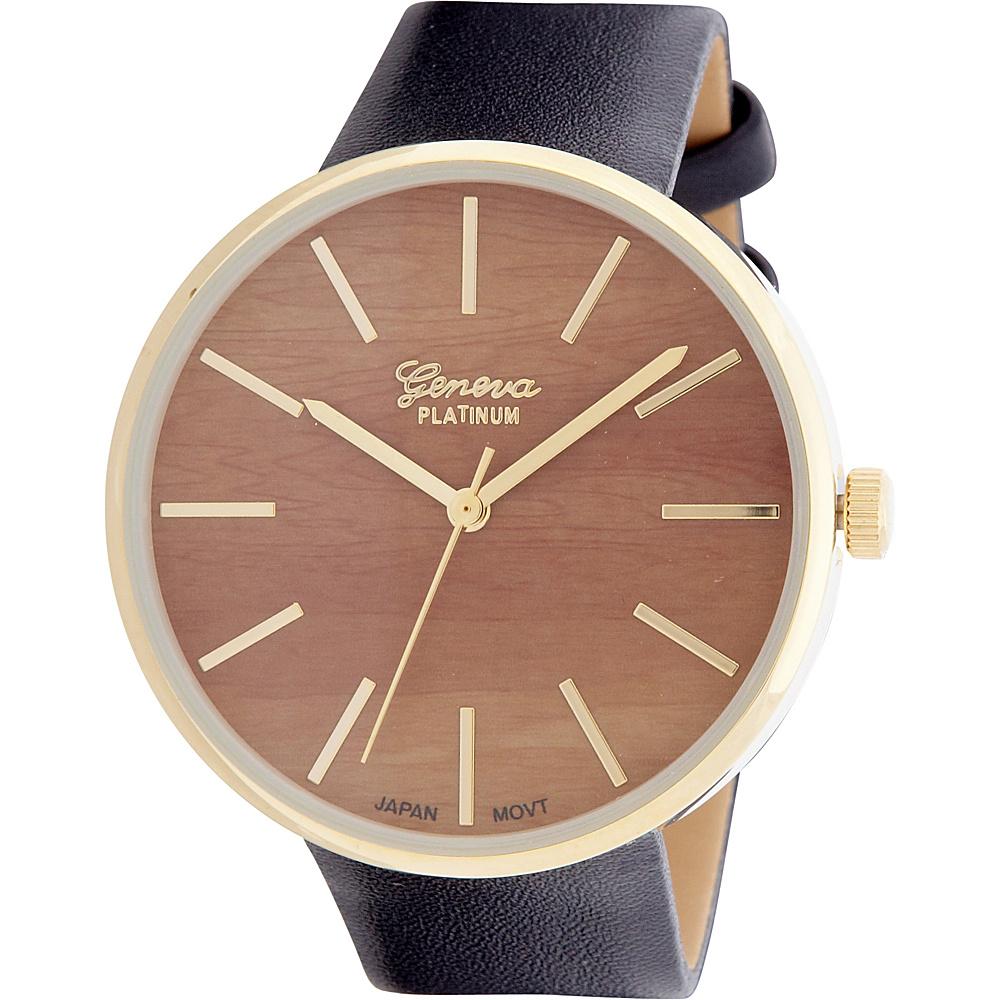Samoe Black Band Watch Black Samoe Watches