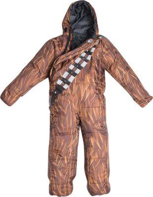 Selk'bag Kids Star Wars Wearable Sleeping Bag: Chewbacca Chewbacca - Large - Selk'bag Outdoor Accessories