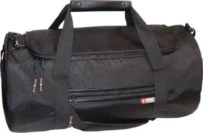 Nidecker Design Capital Collection Convertible Duffel Bag Black - Nidecker Design Gym Duffels