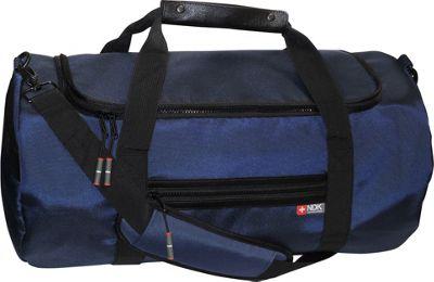 Nidecker Design Capital Collection Convertible Duffel Bag Indigo - Nidecker Design Gym Duffels