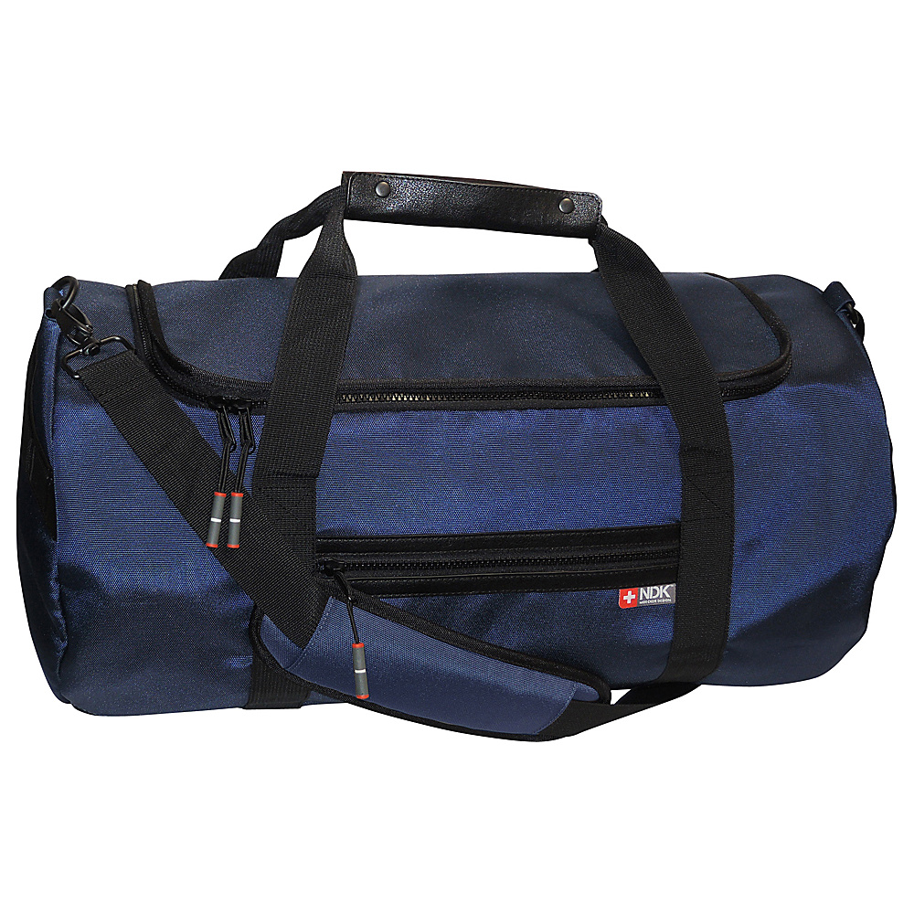 Nidecker Design Capital Collection Convertible Duffel Bag Indigo Nidecker Design Gym Duffels