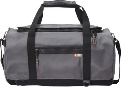 Nidecker Design Capital Collection Convertible Duffel Bag Shale - Nidecker Design Gym Duffels
