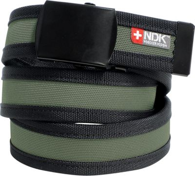 Nidecker Design Capital Collection Casual Belt 32 - Moss - Nidecker Design Other Fashion Accessories