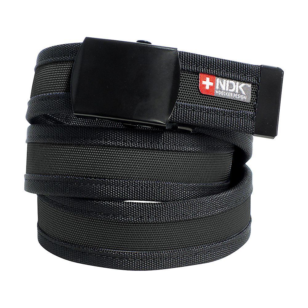 Nidecker Design Capital Collection Casual Belt Black 36 Nidecker Design Other Fashion Accessories