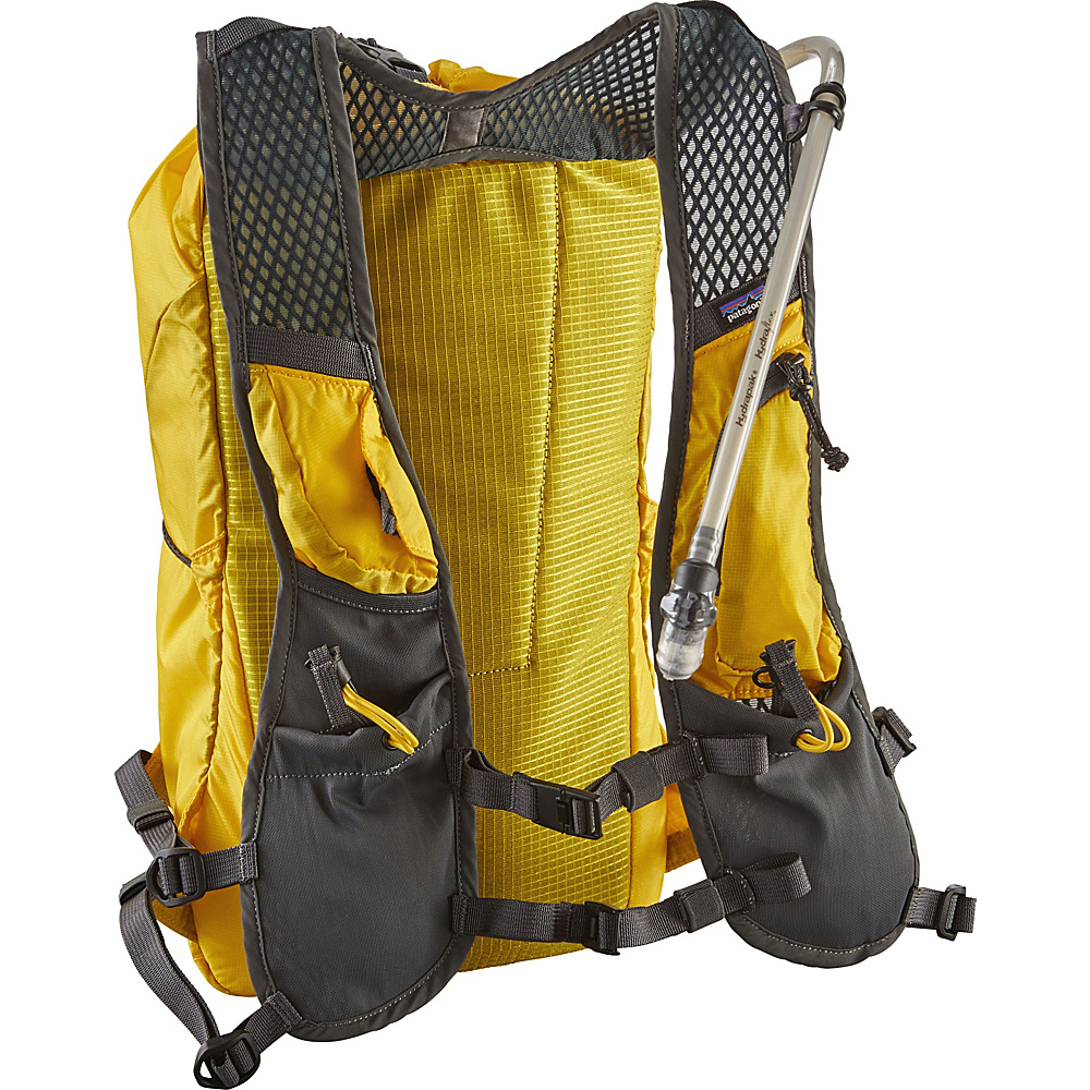 Patagonia Fore Runner Vest 10L (L/XL) Chromatic Yellow - Patagonia Hydration Packs and Bottles - Outdoor, Hydration Packs and Bottles