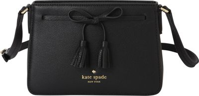 kate spade new york Hayes Street Eniko Crossbody Black - kate spade new york Designer Handbags