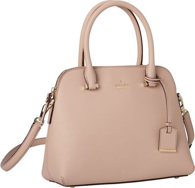 kate spade new york Cameron Street Maise Satchel Prickly Pear - kate spade new york Designer Handbags