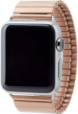 Rilee & Lo Watchband for the 38mm Apple Watch - M/L Rose Gold - Rilee & Lo Wearable Technology