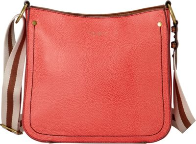 Tignanello The Explorer Messenger Sienna - Tignanello Leather Handbags