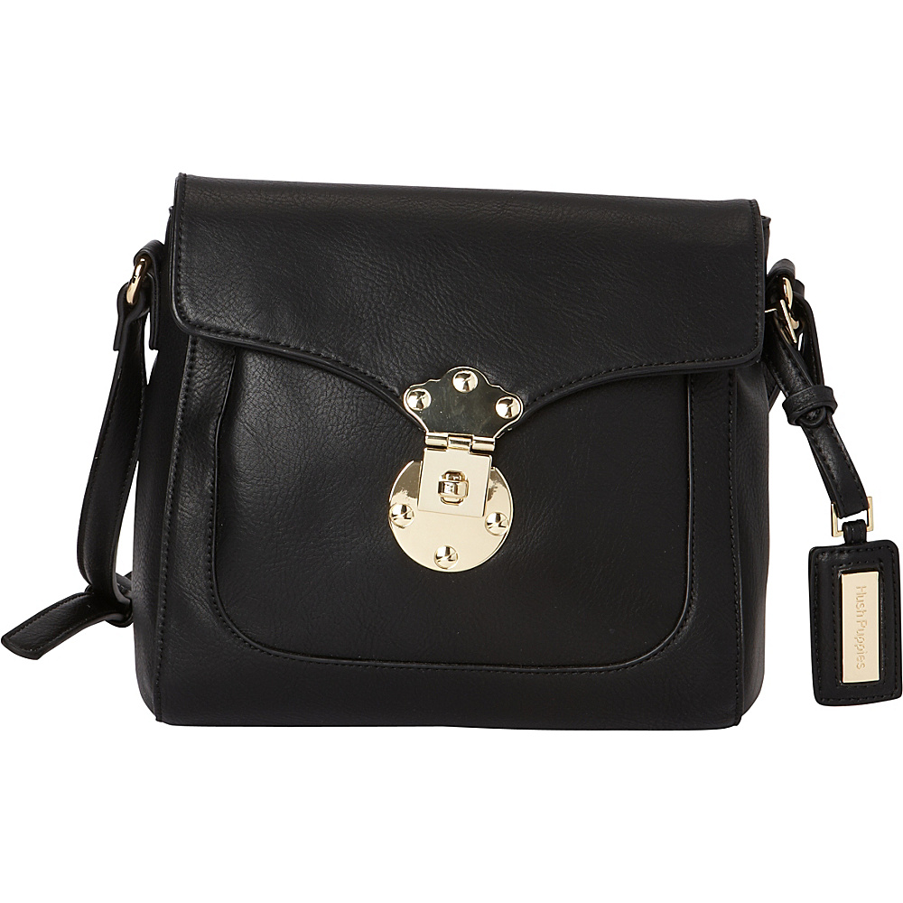 Hush Puppies Chila Crossbody Black Hush Puppies Travel Duffels