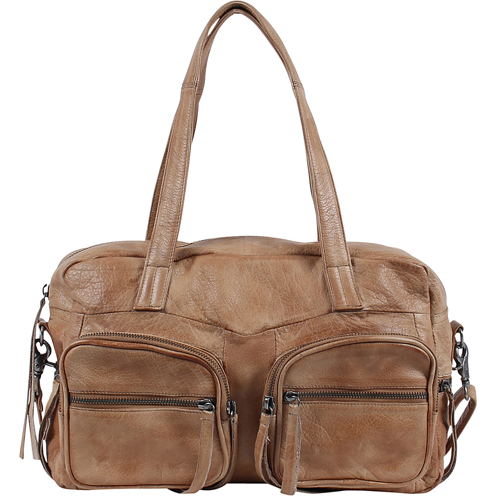 Day Mood Vera Satchel Camel Day Mood Gym Bags