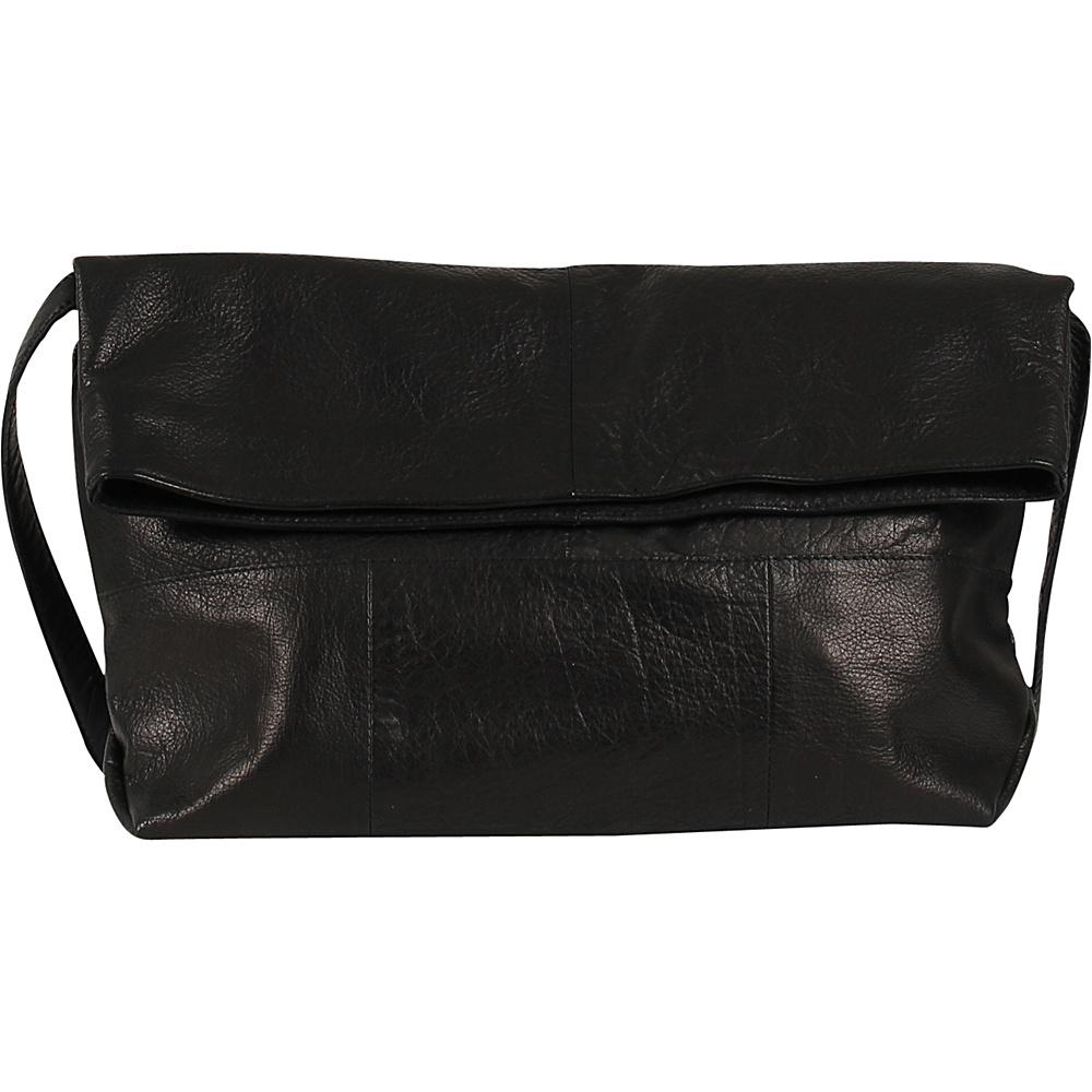 Day Mood Sofia Crossbody Black Day Mood Leather Handbags