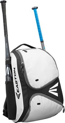 Easton E210BP Backpack White - Easton Gym Bags