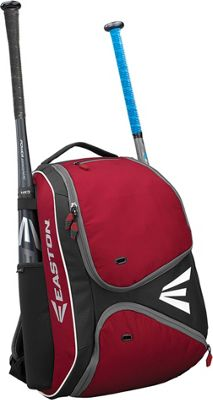 Easton E210BP Backpack Red - Easton Gym Bags