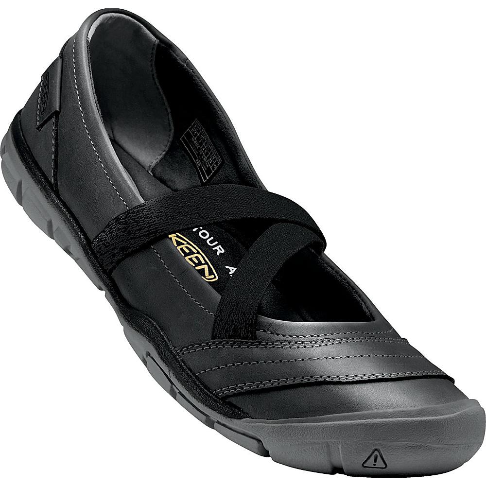 KEEN Womens Rivington II MJ CNX Slip-On 8.5 - Black - KEEN Womens Footwear - Apparel & Footwear, Women's Footwear