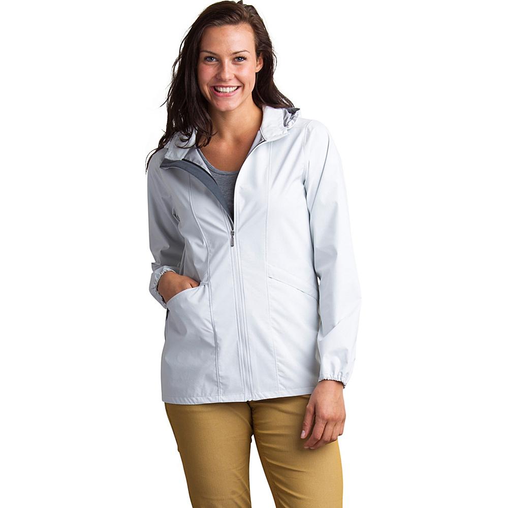 ExOfficio Womens Caparra Jacket XS - Platinum - ExOfficio Womens Apparel - Apparel & Footwear, Women's Apparel