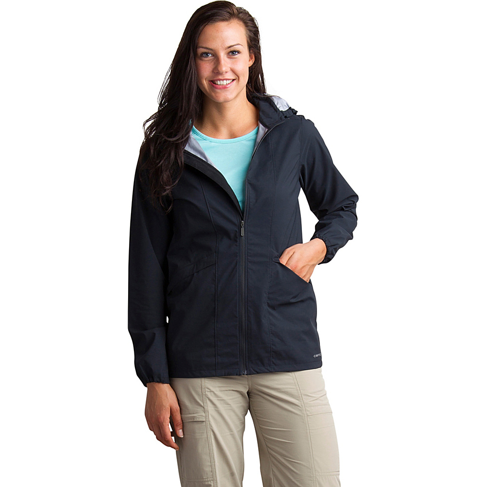 ExOfficio Womens Caparra Jacket S - Black - ExOfficio Womens Apparel - Apparel & Footwear, Women's Apparel
