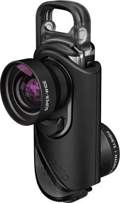 Olloclip Core Lens Set for iPhone 7/7 Plus Black - Olloclip Electronic Cases