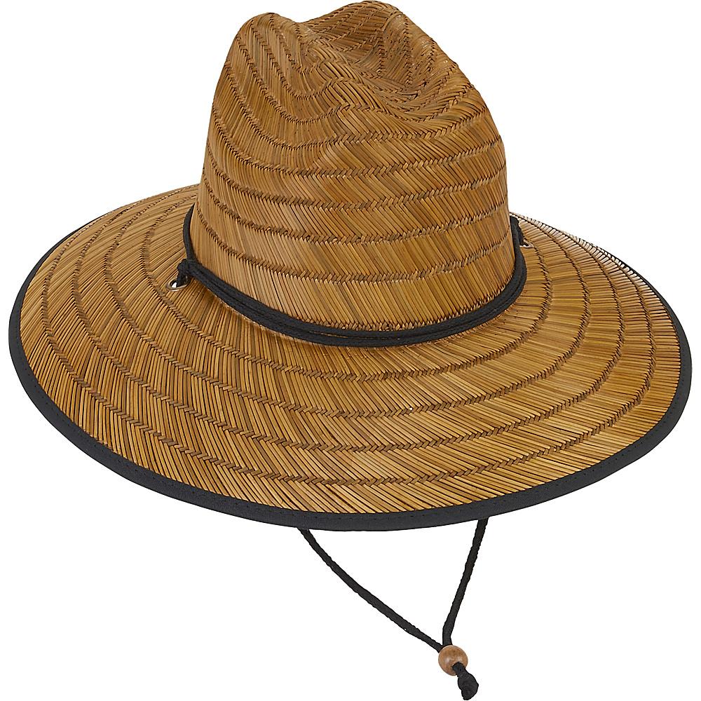Sun N Sand Beach Western Lifeguard Hat B-Tea - Sun N Sand Hats/Gloves/Scarves - Fashion Accessories, Hats/Gloves/Scarves