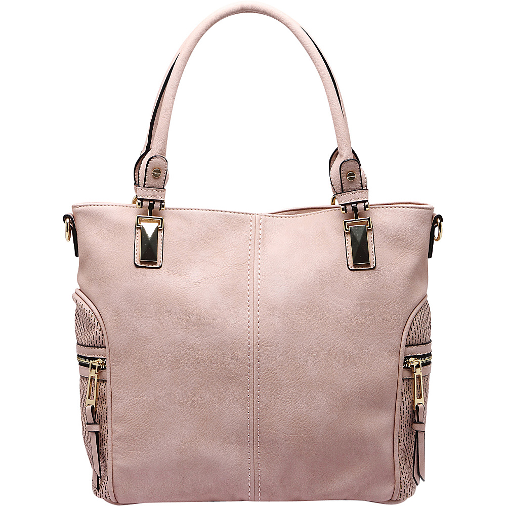 MKF Collection by Mia K. Farrow Avlyn Shoulder Bag Pink - MKF Collection by Mia K. Farrow Manmade Handbags - Handbags, Manmade Handbags