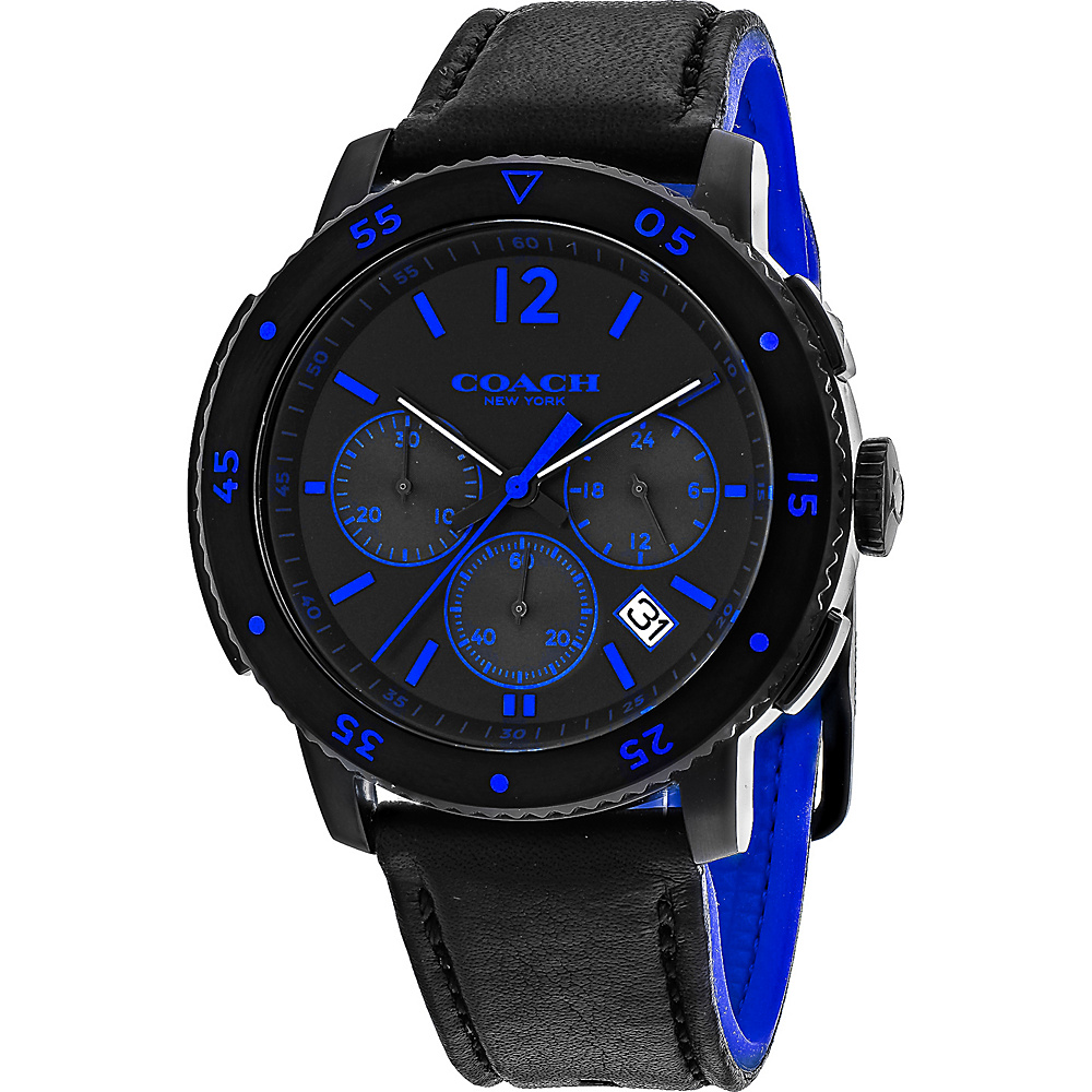 Coach Watches Men's Classic Watch Black - Coach Watches Watches
