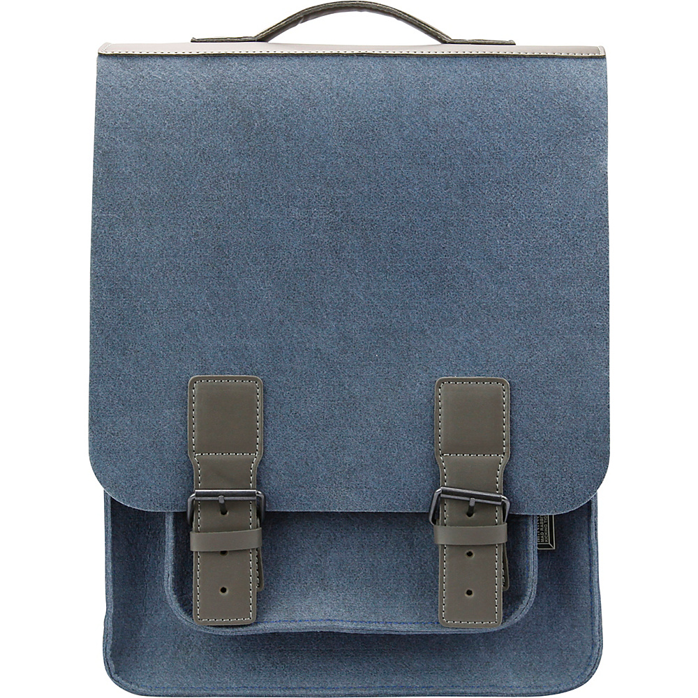Mad Rabbit Kicking Tiger Kendrick Backpack Skyscraper Blue Mad Rabbit Kicking Tiger Laptop Backpacks