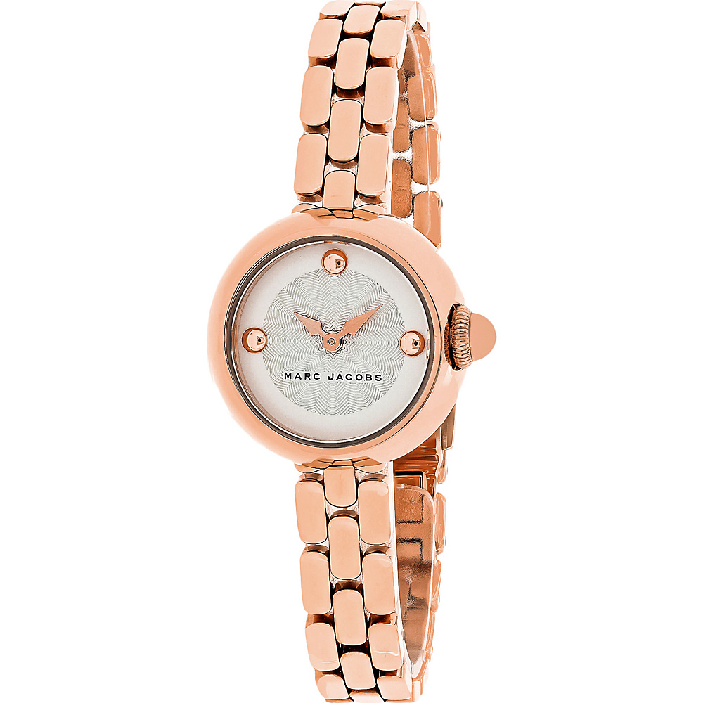 Marc Jacobs Watches Women's Courtney Watch White - Marc Jacobs Watches Watches