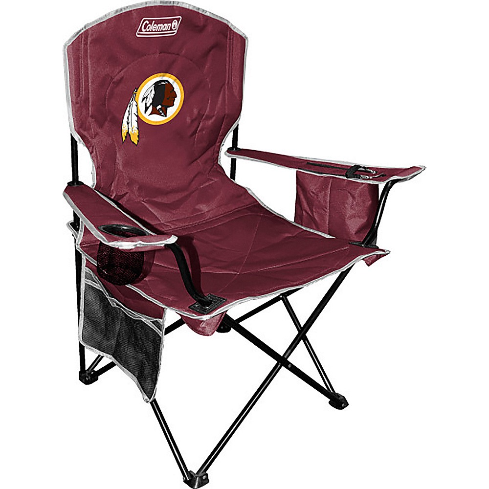 Rawlings Sports NFL Cooler Quad Chair Washington Redskins Rawlings Sports Outdoor Accessories