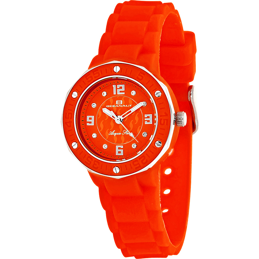 Oceanaut Watches Women s Acqua Star Watch Red Oceanaut Watches Watches