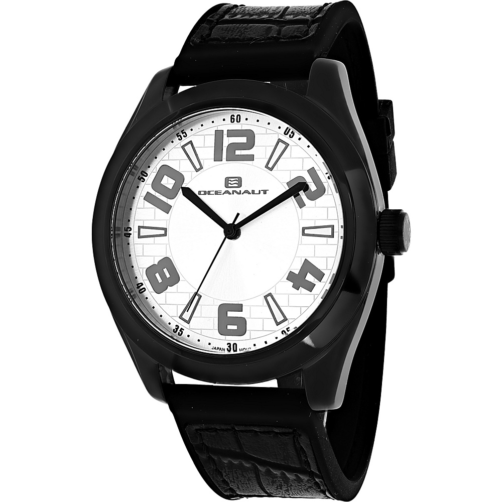 Oceanaut Watches Men s Vault Watch Silver Oceanaut Watches Watches