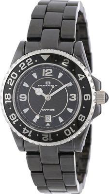 Oceanaut Watches Women's Ceramic Watch Black - Oceanaut Watches Watches
