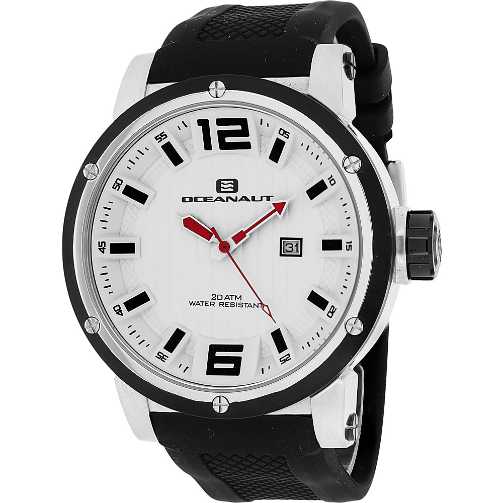 Oceanaut Watches Men s Spider Watch White Oceanaut Watches Watches