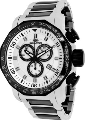 Seapro Watches Men's Coral Watch White - Seapro Watches Watches