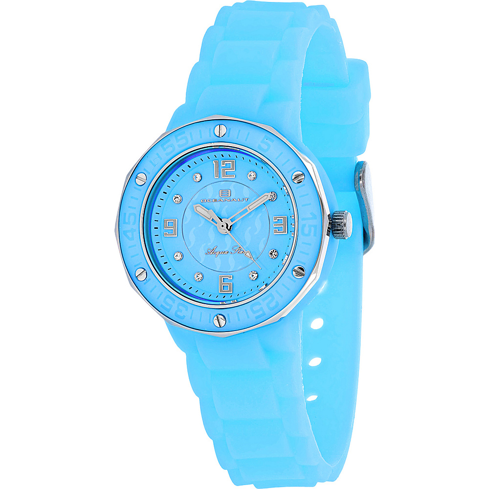 Oceanaut Watches Women s Acqua Star Watch Blue Oceanaut Watches Watches