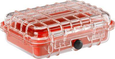 Lewis N. Clark WaterSeals Waterproof Hardcase Red - Lewis N. Clark Electronic Cases