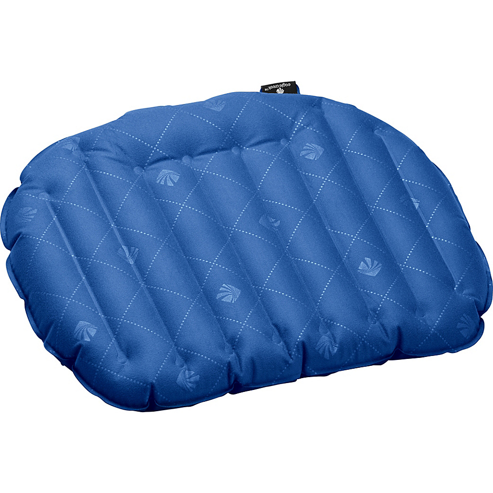 Eagle Creek Fast Inflate Travel Seat Cushion Blue Sea - Eagle Creek Travel Comfort and Health - Travel Accessories, Travel Comfort and Health