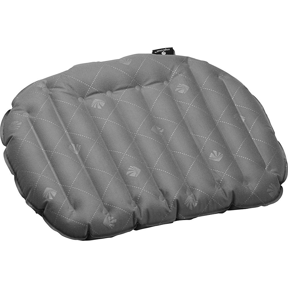 Eagle Creek Fast Inflate Travel Seat Cushion Ebony - Eagle Creek Travel Comfort and Health - Travel Accessories, Travel Comfort and Health